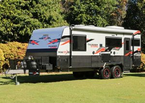 Sunseeker Caravans - Tough, Aluminium framed Caravans