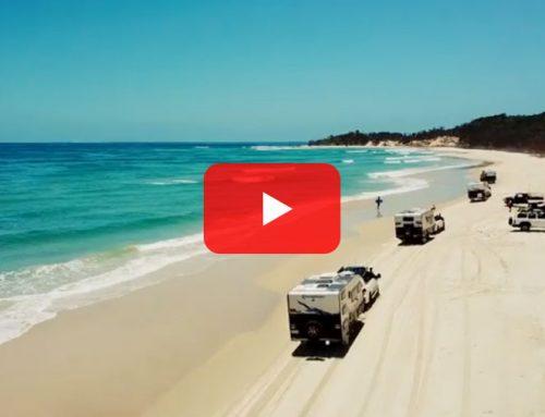 Sunseeker Caravans Moreton Island Adventure